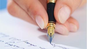 Handschriften Analyse